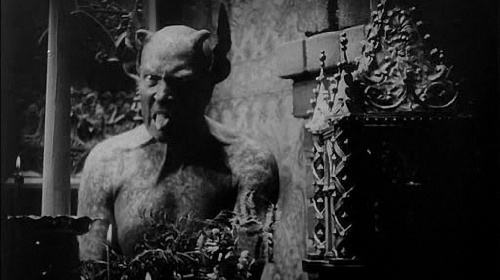 Häxan. Witchcraft through the Ages