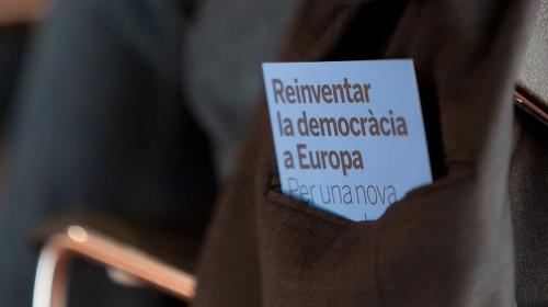 Reinventar la democràcia a Europa