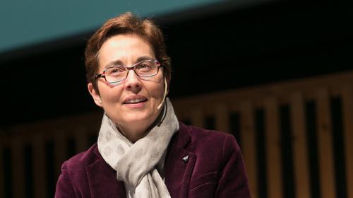 Conferencia de Marta Segarra
