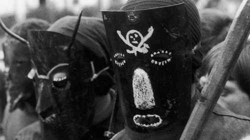 Masks. Noémia Delgado