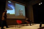 Participació de Jill Tarter per videoconferència
