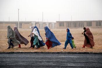 El llegat de la comunitat internacional a l'Afganistan