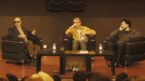 Conversación con Víctor Erice y Abbas Kiarostami