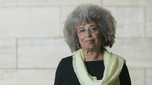 Conversation with Angela Davis