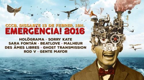 Emergència! 2016