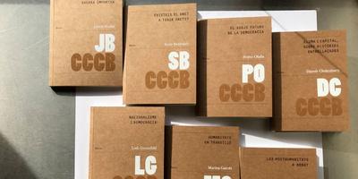 Els llibres del CCCB a «Ars Libris»