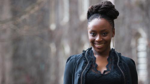 Conversation with Chimamanda Ngozi Adichie