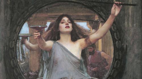 Seis mitos en la literatura: Ulises