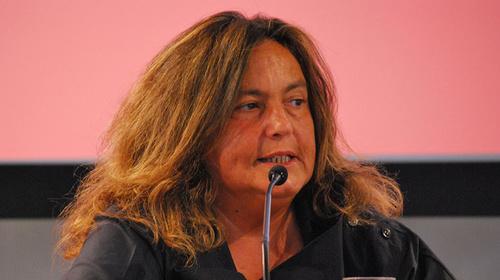 Conferencia de Simona Forti