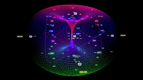 Metaredes interdisciplinares y globales. Una máquina de pensar colectiva