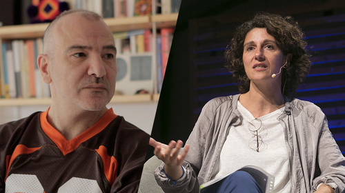 Conversation with Marina Garcés and Guillem Sala