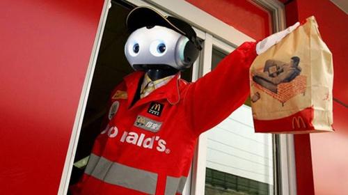 Robots i gastronomia