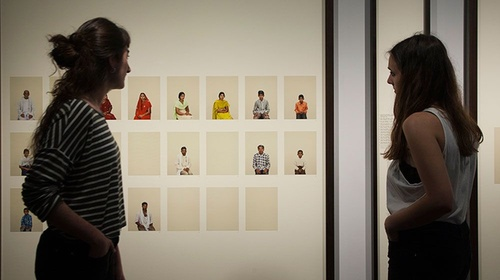 Visita comentada a l'exposició «1.000 m2 de desig» amb la comissària Rosa Ferré