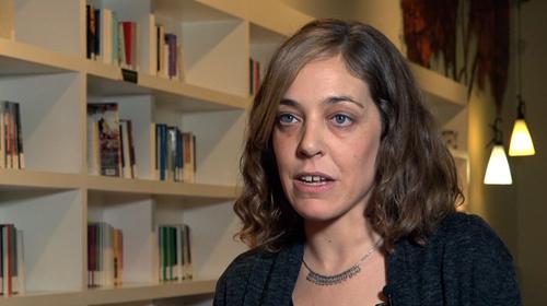 Aula oberta #20: Irene Masdeu