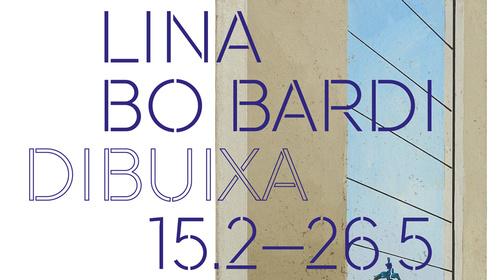Visita comentada a «Lina Bo Bardi dibuixa»