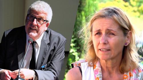 Conversation between Pilar Lacasa and Gregorio Luri