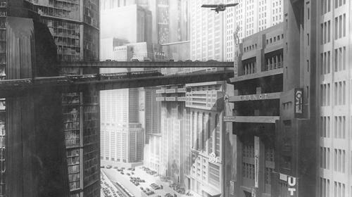 Cine foum «Narrativas del antropoceno»: «Metropolis» (Fritz Lang, 1926)