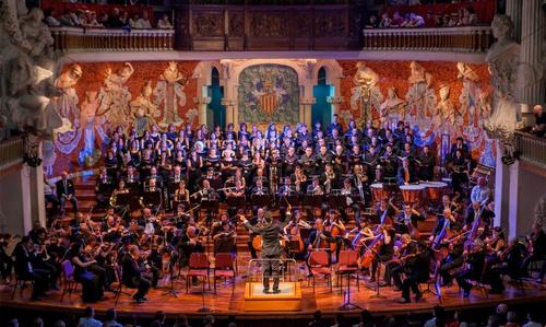 20 % de descompte a la «La Novena de Beethoven SIMFÒNIC 1»  amb l'Orquestra Simfònica del Vallès