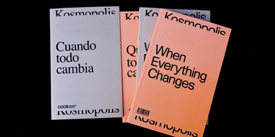 Quan tot canvia / When everything changes