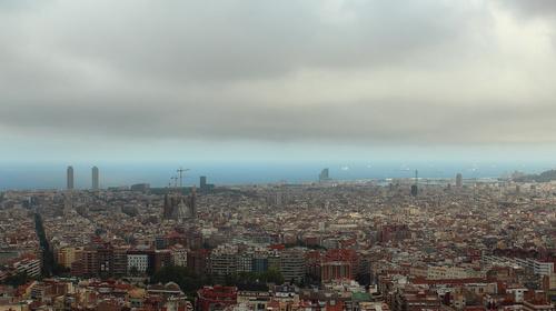 Barcelona air quality datathon