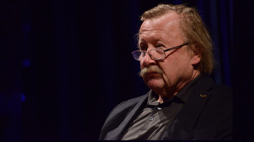 Conversation with Peter Sloterdijk
