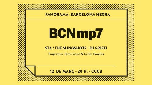 BCNmp7. Panorama: Barcelona Negra