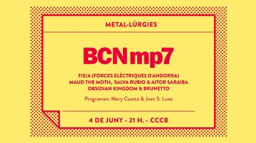 BCNmp7. Metal·lúrgies