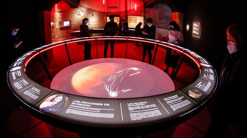 En xarxa: «Mart. El mirall vermell»