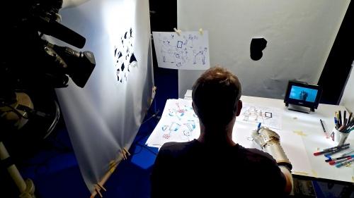 Una mà de contes: autòmats, ninots i robots