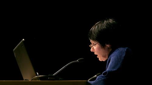 Conferencia de Chantal Maillard