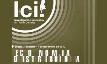 I+C+i. Distributed Economy