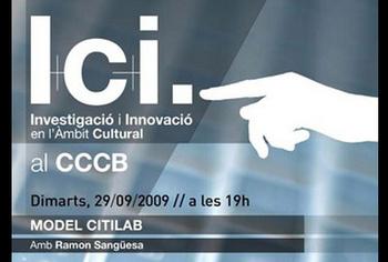 I+C+i. ¿Modelo Citilab?