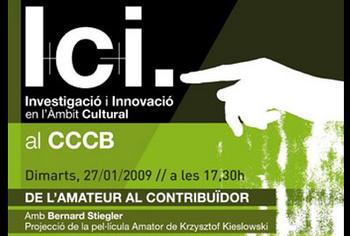I+C+i. De l'amateur al contribuïdor