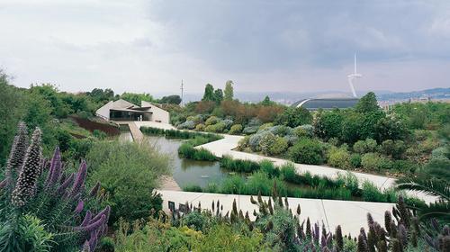 Visita al Jardí Botànic de Barcelona