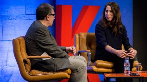 Rachel Kushner i Eduardo Lago