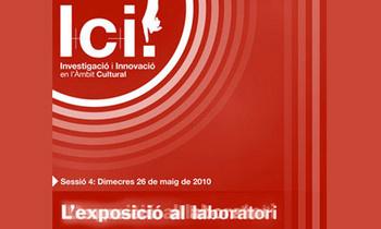 I+C+i. L'exposició al laboratori