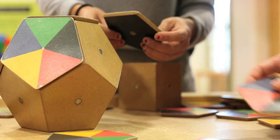 «The Thinking Machine» for families