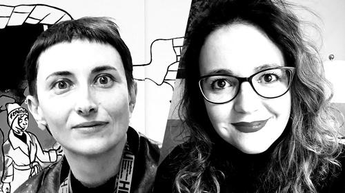 Victoria Lomasko i Marta Nin