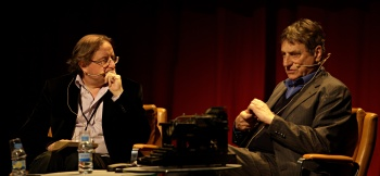 Claudio Magris en conversa amb Josep Ramoneda