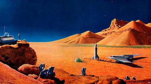 Mart: l'altra Terra