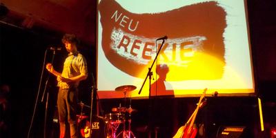A journey through Scottish creativity with Neu! Reekie!