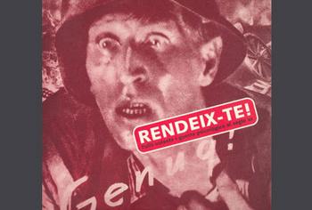 ¡Ríndete! octavillas y guerra psicológica en el siglo XX