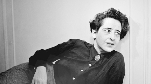 Hannah Arendt: the Art of Reading the Present