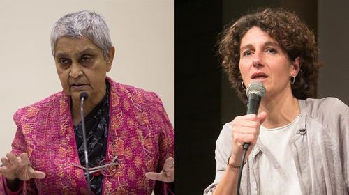 Diàleg entre Gayatri Spivak i Marina Garcés