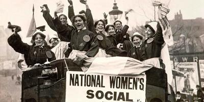 Mujeres y espacio público: Acciones políticas (cap.3)