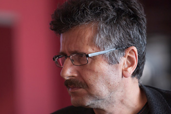 Bashkim Shehu  | CCCB © Miquel Taverna, 2012