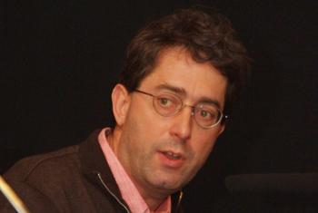 Thomas Keenan  | © CCCB, 2005. Autor: Susana Gellida