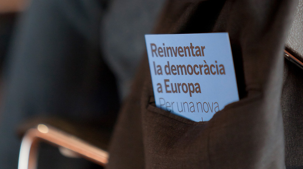 Reinventing Democracy In Europe Activities Cccb