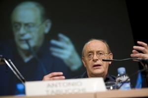 Antonio Tabucchi in memoriam