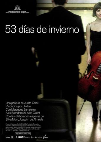 Fila Zero: 53 DÍAS EN INVIERNO, de Judith Colell
